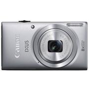 佳能 IXUS132 数码相机 银色(1600万像素 2.7英寸液晶屏 8倍光学变焦 28mm广角)