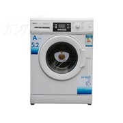 倍科 (BEKO)WCB75107 5.2公斤全自动滚筒洗衣机(白色)