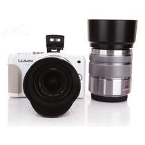 松下 GF6 微单套机 白色(14-42mm F3.5-5.6 II+45-150mm F4.0-5.6 镜头)产品图片主图