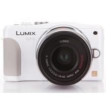松下 GF6 微单套机 白色(G Vario 14-42mm F3.5-5.6 II ASPH Mega O.I.S. 镜头)产品图片主图