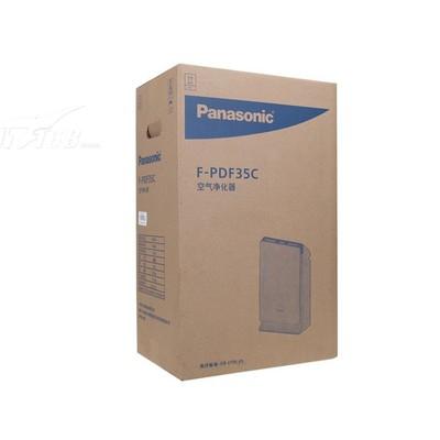 松下 F-PDF35C-G空气净化器(绿色)产品图片4