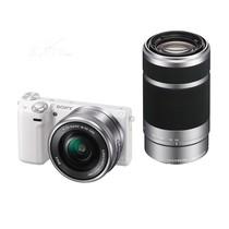 索尼 NEX-5T 微单套机 白色(16-50mm,55-210mm)产品图片主图