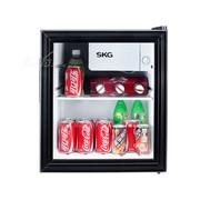 SKG DB3506家用迷你单门小冰箱46L  黑色
