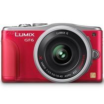 松下 GF6 微单套机 红色(X 14-42mm F3.5-5.6 镜头)产品图片主图