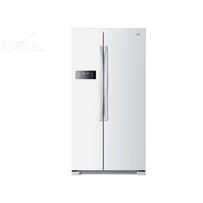 海尔 BCD-649WE 649升对开门冰箱(白色)产品图片1