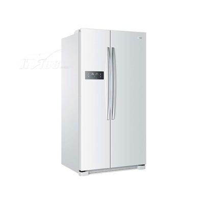 海尔 BCD-649WE 649升对开门冰箱(白色)产品图片2