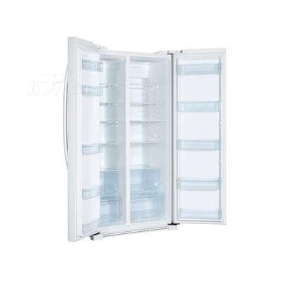 海尔 BCD-649WE 649升对开门冰箱(白色)产品图片3