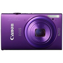 佳能 IXUS245 HS 数码相机 紫色(1610万像素 3.2英寸触摸屏 5倍光学变焦 24mm广角)产品图片主图