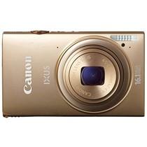佳能 IXUS245 HS 数码相机 金色(1610万像素 3.2英寸触摸屏 5倍光学变焦 24mm广角)产品图片主图