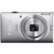 佳能 IXUS140 数码相机 银色(1600万像素 3英寸液晶屏 8倍光学变焦 28mm广角 WiFi传输)产品图片主图
