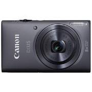 佳能 IXUS140 数码相机 灰色(1600万像素 3英寸液晶屏 8倍光学变焦 28mm广角 WiFi传输)