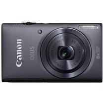 佳能 IXUS140 数码相机 灰色(1600万像素 3英寸液晶屏 8倍光学变焦 28mm广角 WiFi传输)产品图片主图