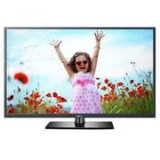 海尔 39E390U 39英寸超薄窄边LED电视(黑色)