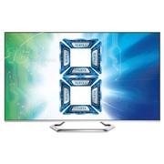 康佳 LED55K60U KKTV 55英寸3D网络4K智能LED液晶电视(银色)
