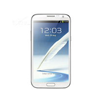 三星 Note2 N7105 16G联通3G手机(云石白)WCDMA/GSM港版产品图片主图