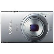 佳能 IXUS245 HS 数码相机 银色(1610万像素 3.2英寸触摸屏 5倍光学变焦 24mm广角)