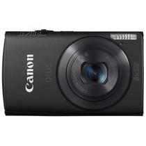 佳能 IXUS230 HS 数码相机 黑色(1210万像素 3英寸液晶屏 8倍光学变焦 28mm广角)产品图片主图