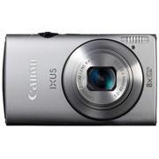 佳能 IXUS230 HS 数码相机 银色(1210万像素 3英寸液晶屏 8倍光学变焦 28mm广角)