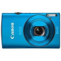 佳能 IXUS230 HS 数码相机 蓝色(1210万像素 3英寸液晶屏 8倍光学变焦 28mm广角)产品图片主图