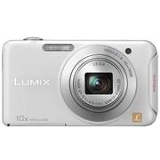 松下 SZ5 数码相机 白色(1410万像素 3英寸液晶屏 10倍光学变焦 25mm广角)