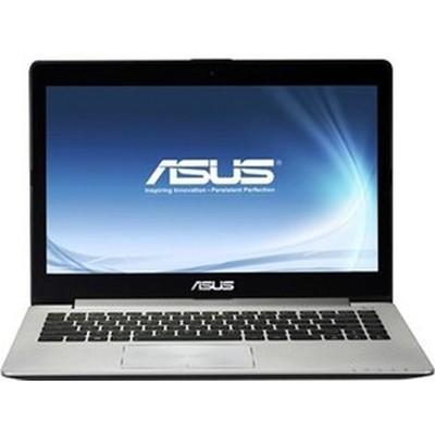 华硕 S400E3317CA 14英寸超极本(i5-3317U/4G/500G+24G SSD/HD4000核显/Win8/黑色)产品图片5
