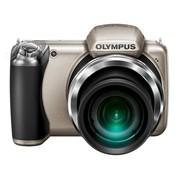 奥林巴斯 SP-810UZ 数码相机 银色(1400万像素 3英寸液晶屏 36倍光学变焦 24mm广角)