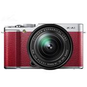 富士 X-A1 单电套机 红色(XC 16-50mm F3.5-5.6 OIS 镜头)
