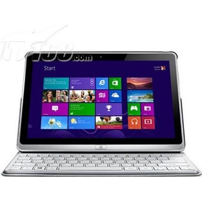宏碁 P3-171-5333Y2G12as 11.6英寸超极本(i5-3339Y/2G/120G SSD/HD4000核显/触摸屏/Win8/银色)产品图片1