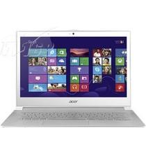 宏碁 S7-391-53314G25aws 13.3英寸超极本(i5-3317U/4G/256G SSD/核显/触控屏/Win8/白色)产品图片主图