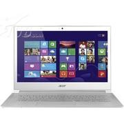 宏碁 S7-391-53334G12aws 13.3英寸超极本(i5-3337U/4G/128G SSD/HD4000核显/1080P/触摸屏/Win8/白色)