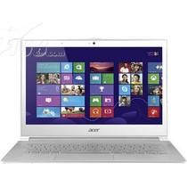 宏碁 S7-391-53334G12aws 13.3英寸超极本(i5-3337U/4G/128G SSD/HD4000核显/1080P/触摸屏/Win8/白色)产品图片主图