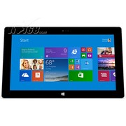 微软 Surface 2 10.6英寸平板电脑(NVIDIA Tegra4(T40)/2G/32G/1920×1080/Windows RT8.1/银色)