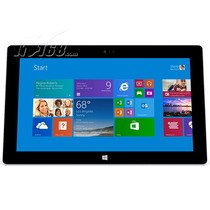 微软 Surface 2 10.6英寸平板电脑(NVIDIA Tegra4(T40)/2G/32G/1920×1080/Windows RT8.1/银色)产品图片主图