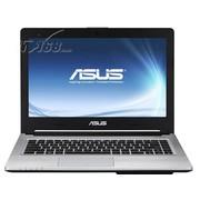 华硕 S46E3317CM-SL 14英寸超极本(i5-3317U/4G/500G+24G SSD/2G独显/Win7/黑色)