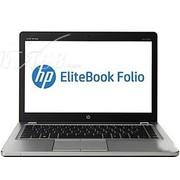 惠普 EliteBook Folio 9470m 14英寸超极本(i7-3667U/8G/256G SSD/核显/人脸识别/Win8/灰色)