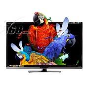 夏普 LCD-52NX545A 52英寸网络智能LED电视(黑色)