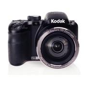 柯达 AZ362 数码相机 黑色(1638万像素 3英寸液晶屏 36倍光学变焦 24mm广角)