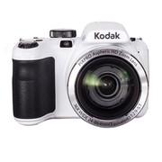 柯达 AZ361 数码相机 白色(1615万像素 3英寸液晶屏 36倍光学变焦 24mm广角)