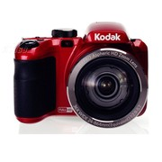 柯达 AZ362 数码相机 红色(1638万像素 3英寸液晶屏 36倍光学变焦 24mm广角)