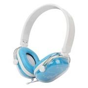 吉星 JT-DEP040 水晶幻彩耳机 蓝色