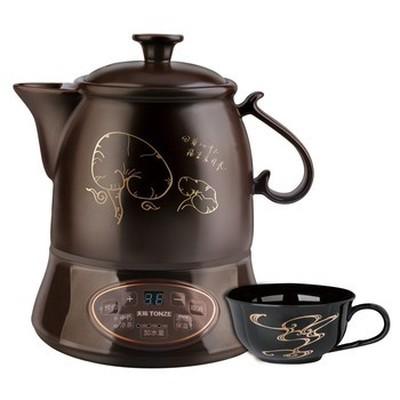 天际 BJH-W300G 分体式陶瓷中药壶 3.0L 蜂鸣提示 中药 凉茶产品图片1