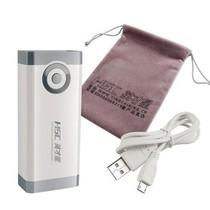 英才星 车载家用双USB移动电源 外接电池充电宝 6600毫安 YC-303产品图片主图