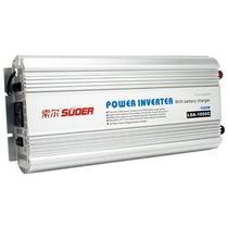 索尔 LDA-1000W 12V转220V逆变器 带蓄电池充电功能 电源转换器 1000W/R带充 12V产品图片主图
