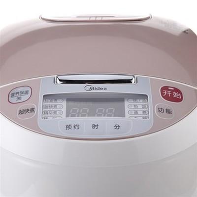 美的 FS5018 5L/5升 大容量 智能电饭煲产品图片4