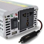 其他 索尔TM-1500W 12V转220V逆变器 超大功率USB接口 家用/车载两用电源变压器