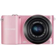 三星 NX1100 微单套机 粉色(20-50mm f/3.5-5.6 ED 镜头)
