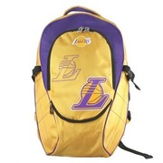 NBA NB 001 双肩背包 湖人队 (两种颜色 随机发放)