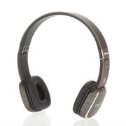 中锘基 Z-B80 立体声蓝牙耳机 耳麦 金属钛灰/黑