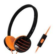 硕美科 声籁(SALAR) EM310i 头戴式手机线控音乐耳机 时尚立体声耳麦 适用苹果/HTC/华为/三星等 黑色