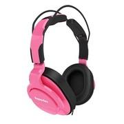 舒伯乐 舒伯乐(Superlux) HD661 Phosphor Pink 专业监听等级封闭式耳机 荧光粉红